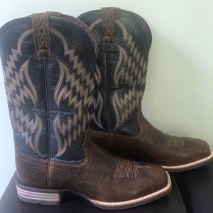 0db632ec556 Men's Ariat tycoon bar top cowboy Boots